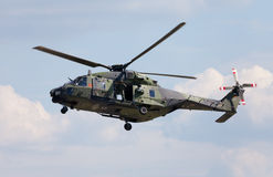 Tactical troop helicopter NH90 Stock Photography