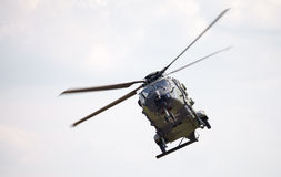 Tactical troop helicopter NH90 Stock Photo