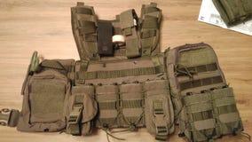 Tactisch vest stock foto