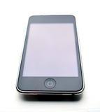 Tacto de iPod de la 3ra generación Foto de archivo
