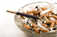tacy popiołów papierosów Obrazy Stock