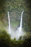 Tad Fan Waterfall Fotografia Stock Libera da Diritti