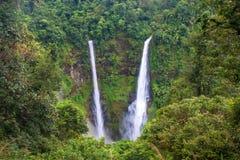 Tad Fan Waterfall Stock Photography
