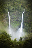 Tad Fan Waterfall Royalty Free Stock Photo