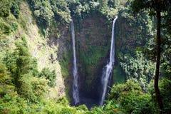 Tad Fane waterfall Stock Image