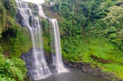 Tad Gneuang Waterfall Royalty Free Stock Photo