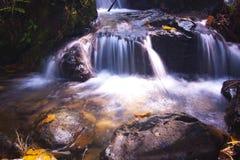 Tad kaeng nyui Waterfall Royalty Free Stock Photo