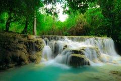 Tad Kwang See waterfall Stock Photo