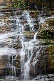 Tad Mork Water Fall in Maerim , Chiangmai Thailand Stock Photo