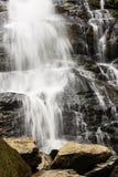 Tad Mork Water Fall in Maerim , Chiangmai Thailand Royalty Free Stock Image