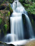 Tad-Pa Suam waterfall Stock Image