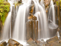 Tad Pha Suam Waterfall, Laos Stock Image