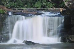 Tad Ton Waterfall en Tailandia Fotografía de archivo