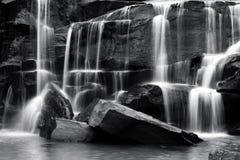 Tad Tone Waterfall. Chaiyaphum, Thailand Royalty Free Stock Photo