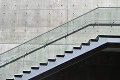 TadaoÂ的Ando艺术学校在蒙特雷 免版税库存照片