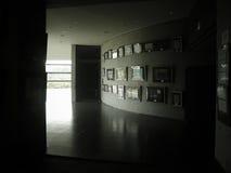 Tadao Ando museum Fotografering för Bildbyråer