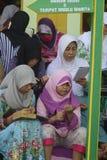 Tadarus study Qur'an Stock Photos