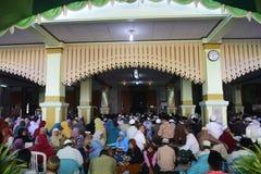 Tadarus study Qur'an Stock Photo