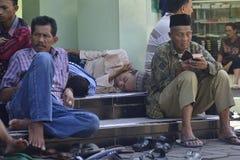 Tadarus study Qur'an Stock Photography
