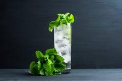 Tadellose Medizin im Glas Stockbilder