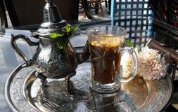 Tadelloser Tee. Lizenzfreies Stockbild