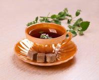 Tadelloser Tee Stockfotos