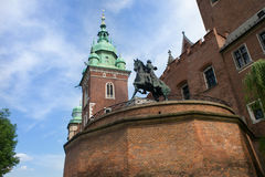 Tadeusz Kosciuszko monument. Royalty Free Stock Photography