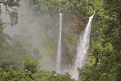 Tadfan waterfall Stock Image