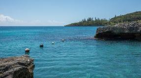 Tadine Bay Seascape stock photo