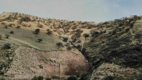 Tadjik bergen Royalty-vrije Stock Afbeeldingen