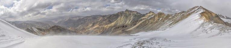 Tadzjikistan panorama royaltyfri foto