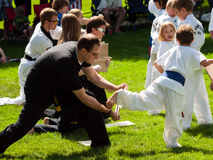 Tae Kwon Do Stock Photo