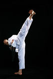 taekwondo Стоковое фото RF