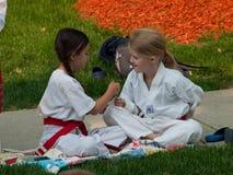 Taekwondo Stock Afbeeldingen