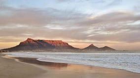 Tafelberg Lizenzfreie Stockfotos