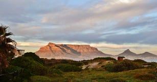 Tafelberg Lizenzfreies Stockbild
