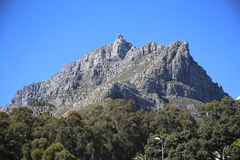 Tafelberg, Cape Town Lizenzfreie Stockbilder
