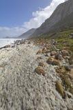 Tafelberg-Nationalparkküstenlinie Stockfotos