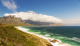 Tafelberg-Nationalparkküstenlinie Stockfotografie