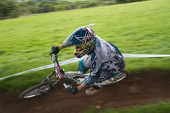 Taff Buggy Downhill Mountain Bike Stock Photography