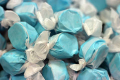 Taffy salty candy Stock Images