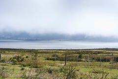 Tafi del Valle lake in Tucuman, Argentina. Stock Photography