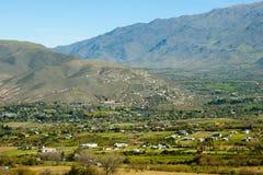 Tafi Del Valle - Tucuman - Аргентина стоковое изображение
