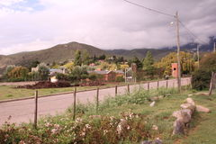 Tafi-del Valle, Tucuman, Argentinien Stockbild