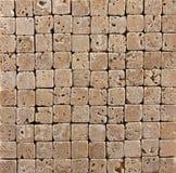 taflujący tło kamień ceglany ceramiczny mały obrazy stock