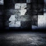 taflujący zaniechany pokój Fotografia Stock