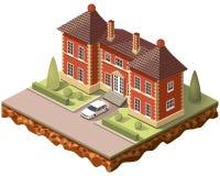 Tafluje cottage1 Zdjęcia Royalty Free