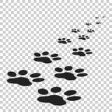 Tafsa illustrationen för trycksymbolsvektorn som isoleras på isolerad backgrou vektor illustrationer
