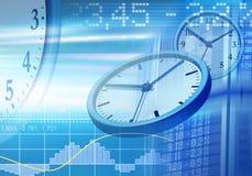 Tag am Aktienmarkt Lizenzfreies Stockfoto