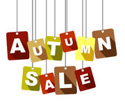 Tag autumn sale Stock Photos